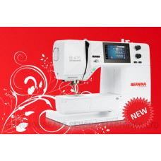 Bernina 475QE Sewing Machine