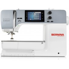 Bernina 570 QE Sewing Machine *NEW*