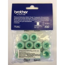 Brother Prewound Embroidery Bobbin Thread (Embroidery Machine)