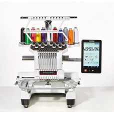 Brother PR1050X+PRSCANFKIT EMBROIDERY MACHINE