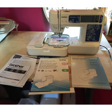 Second Hand Brother Innov-is 97E Embroidery Machine