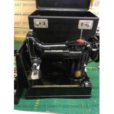Second Hand Singer 221 - Customer machine