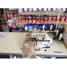 Wimsew W747 High Speed 4 Thread Overlock Machine
