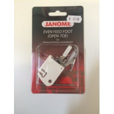 Janome Even Feed Foot (Open Toe)