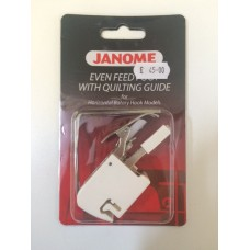 Janome Even Feed Foot with Quilting Kit