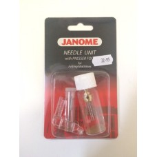 Janome Needle Unit with Presser Foot