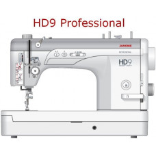 Janome HD9 High Speed Lock Stitch