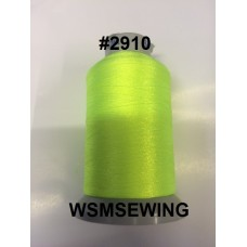 (#2910) Day Glow Fluorescent Embroidery Thread