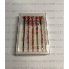 Organ Embroidery Combi Needles