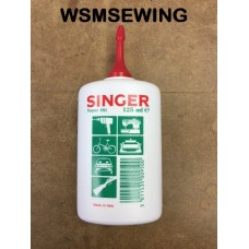Singer Domestic Sewing Machine Oil