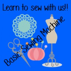 Basic Sewing Machine Tuition