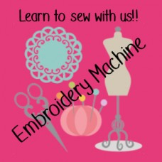 Embroidery Machine Tuition