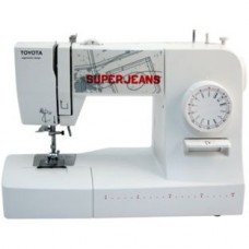 Toyota Super Jeans 15 Sewing Machine WHITE