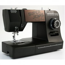 Toyota Super Jeans 34 Sewing Machine