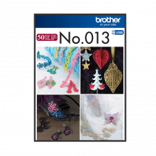 Brother 3D Lace Embroidery Collection BLECUSB13
