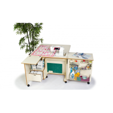 Horn Furniture Maxi Eclipse Sewing Cabinet