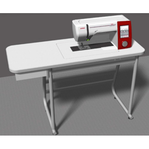 janome sewing tables cabinets matttroy. Black Bedroom Furniture Sets. Home Design Ideas
